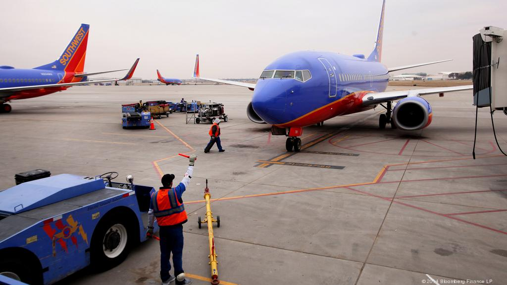 Southwest Airlines' ramp agents will walk picket line at carrier's ...