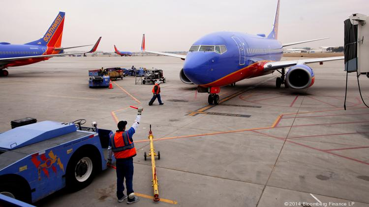 Southwest Airlines Set To Connect Chicago S Midway Airport