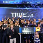 TrueCar shares jump after reporting smaller losses