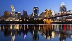 Cincinnati, another nearby town among nation's best places to live