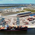 Port Tampa Bay begins project to boost container business