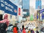 We're a Super Bowl host! So what do we get?