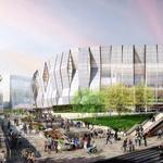 JMA Ventures getting ready for commercial part of arena development