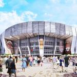 Tentative ruling would dismiss suit over arena term sheet