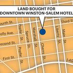 Hotelier digs Triad downtowns
