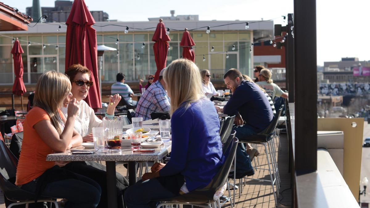 Southdale Area Restaurants Could Get Rooftop Patios Under Edina Proposal Minneapolis St Paul Business Journal