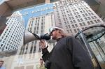 Wells Fargo protests hit Salt Lake City