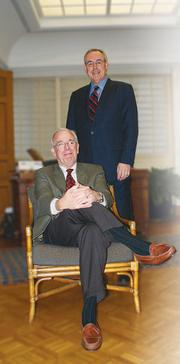 Charlie Chandler and Jeff Turner Co-chairmen, Wichita Metro Chamber of Commerce Leadership Council