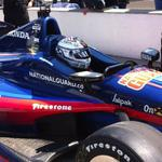 Valpak signs on with <strong>Letterman</strong>'s Indy racing team
