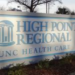 High Point Regional announces $10M gift, $55M capital campaign