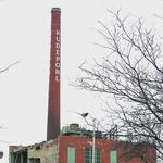 ​Council votes to demolish Hudepohl building but tries to save smokestack (Video)