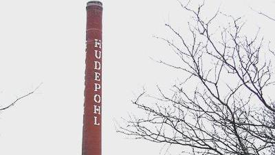 Council votes to demolish Hudepohl building but tries to save smokestack