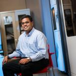 <strong>Venkatakrishnan</strong> is helping pioneer new technology at GE Appliances