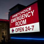 ​Boom in Dallas' freestanding emergency rooms begins to wane