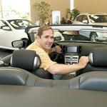 Booming economy shifts auto sales into high gear
