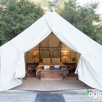Glamping: 5 camping resorts where the tent is already pitched for you