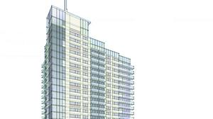 Developer given deadline to show progress on downtown high-rise