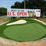 This way to the U.S. Open: N.C. installs new signs for visitors