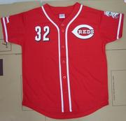 Jay Bruce replica jersey created by Associated Premium Corp.