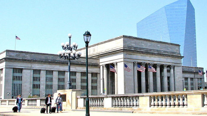 Amtrak takes next step in redeveloping 30th Street Station, surrounding properties