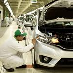 Honda delays Fit introduction amid slow start at plant in Mexico