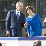 Jacksonville fundraiser to feature George W. Bush, Laura Bush