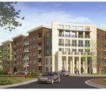 Atlantic Realty plans 600  apartments next to new Braves ballpark (SLIDESHOW)