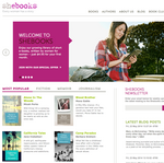 Shebooks, e-book site for female readers and writers, is growing fast in market worth $1.7B