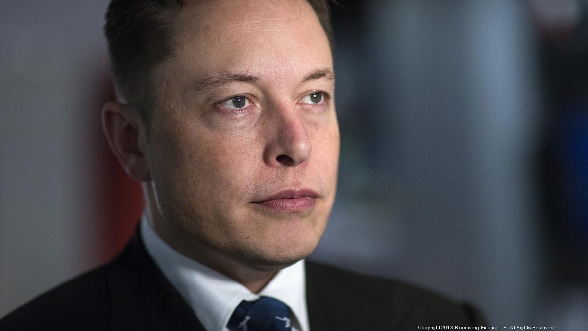 Tesla motors ceo elon musk battery to power home is only 6 - Ceo Elon Musk Says Tesla Can Help Hurricane Battered Puerto Rico Get Power Grid Back Online Video Silicon Valley Business Journal