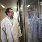 Potential $1 billion deal plays to Peninsula drug company's gut instincts