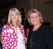 Past Women Who Mean Business honorees Elizabeth Dvorak and Linda Landman-Gonzalez