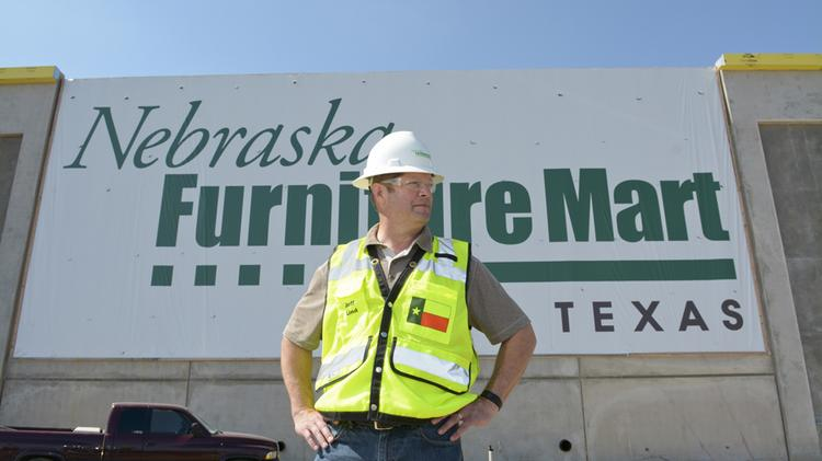 Nebraska Furniture Mart Readying To Hit Dfw By Storm Dallas