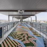 Terrazzo flooring coming to Phoenix Sky Harbor's Terminal 4