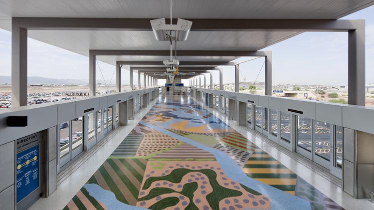Phoenix Sky Harbor To Receive More Terrazzo Flooring