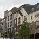 First wave of new apartments coming online