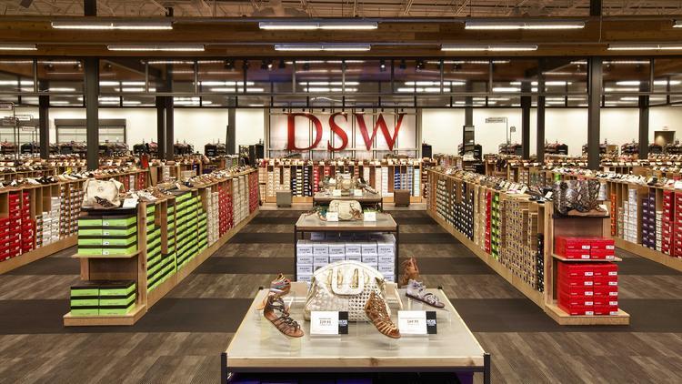 Dsw Shoe Store Sacramento