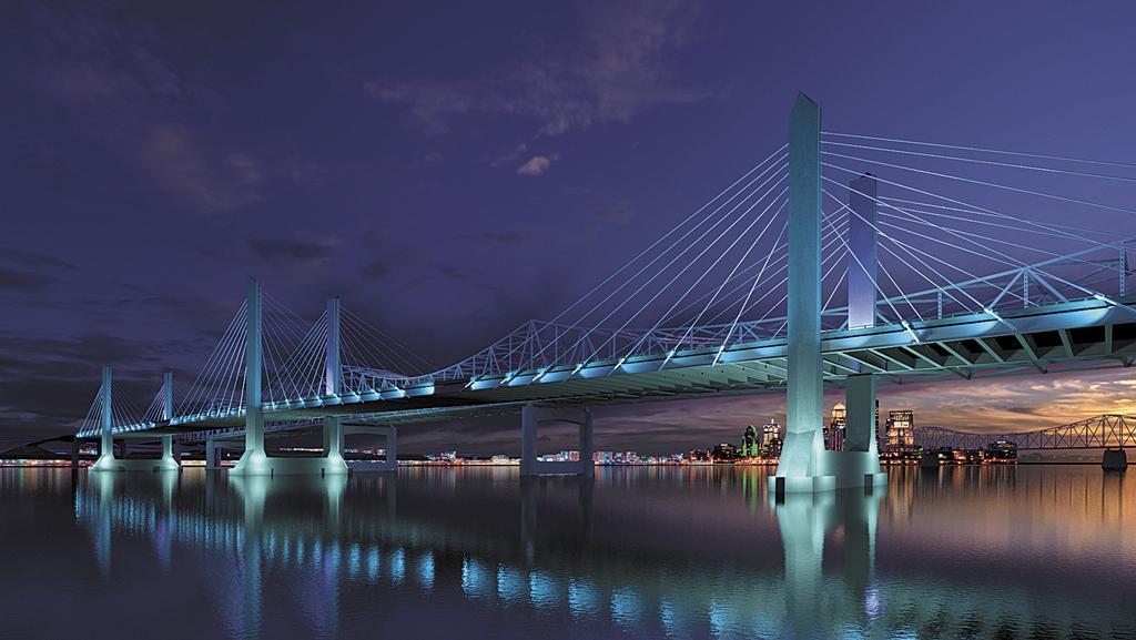 Downtown bridge opening next week - Louisville Business First