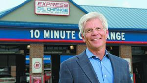 Express Oil Change to combine with Mavis Discount Tire