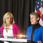 It's not just about wages: Biden, Jewell urge removal of worry from workplace