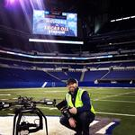 Dayton filmmaker soars with camera drone