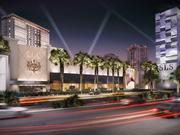 The SLS Vegas, new headline act of Hilton's Curio brand.