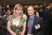 Nancy Gordon Brooks of The Truland Group Inc. and Bruce Christman of Boston Properties.