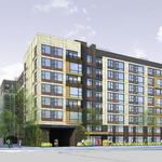 Proton therapy, coffee and new apartments in this edition of permits