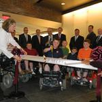 More than a ribbon cutting, Sarepta's official HQ opening a celebration of hope