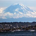 Bellevue council declines to preserve City Hall's views of Mount Rainier, allows towers