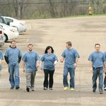 Tomayko Group employees get fit - their own way