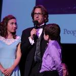 Children and a teacher steal the show at  5th Avenue Theatre's gala