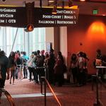Job seekers cram Potawatomi hotel job fair: Slideshow