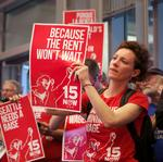 Most businesses support raising the minimum wage in their states ... really?