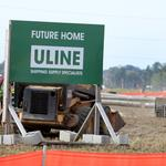 Pleasant Prairie planners OK Uline's second million-square-foot warehouse